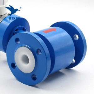 DN80- ს DN600 ელექტრომაგნიტური Flowmeter