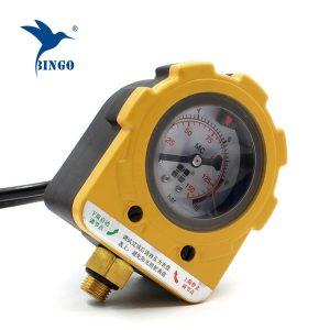 ციფრული წყლის ტუმბოს ზეწოლის კონტროლერი ინტელექტუალური ON OFF შეცვლა 220V