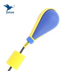 Sump pumps მსხალი ფორმის float დონის შეცვლა CE