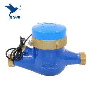 სპილენძის სხეული პულსის წყლის ნაკადის მრიცხველი პულსის სენსორი (1)